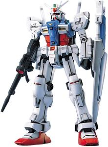 Gundam Master Grade 1/100 Scale Model Kit: Gundam GP-01
