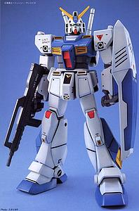 Gundam Master Grade 1/100 Scale Model Kit: RX-78 NT-1 Gundam