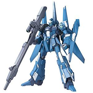 Gundam Master Grade 1/100 Scale Model Kit: RGZ-95 ReZEL Commander Type