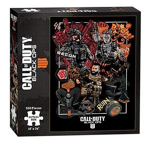 Puzzle: Call of Duty Black Ops