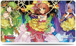Cardfight!! Vanguard Trading Card Game Playmat: Dazzling Diva