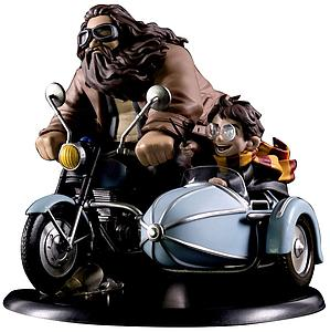 Harry Potter Q-Fig Max - Harry Potter & Hagrid (Limited Edition)