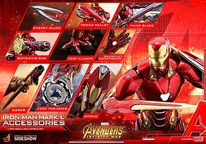 Iron Man Mark L Accessories Set (ACS004)