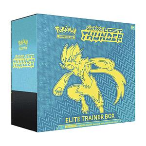 Pokemon Trading Card Game: Sun & Moon (SM8) Lost Thunder Elite Trainer Box