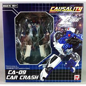 Fansproject Causality X-Fire Crossfire: Carcrash (Ca-09)