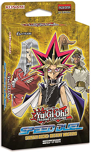 YuGiOh Trading Card Game Speed Duelling Starter Deck: Destiny Masters