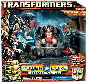 Transformers Power Core Combiners Class: Grimstone (Opened Package)