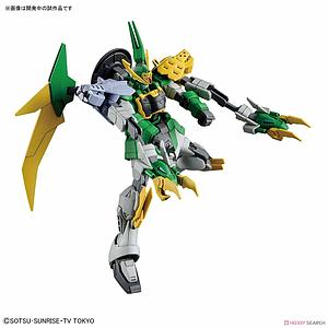 Gundam High Grade Build Divers 1/144 Scale Model Kit: #011 Gundam Jiyan Altron