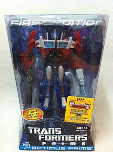 Transformers Prime Voyager Class: Optimus Prime (1st Edition)