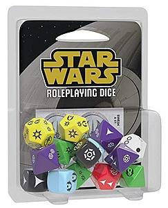 Star Wars: Edge of the Empire Dice Set