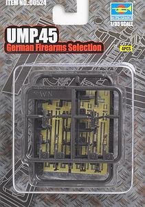 UMP45 German Firearms Selection (00524)