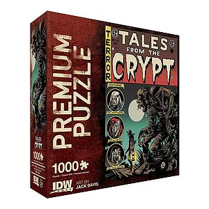 Puzzle: Tales from the Crypt - Werewolf