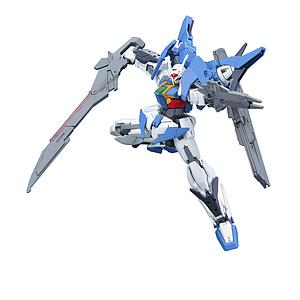 Gundam High Grade Build Divers 1/144 Scale Model Kit: #014 Gundam 00 Sky