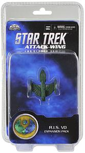 Star Trek: Attack Wing Miniatures Game: R.I.S. Vo (Expansion Pack)