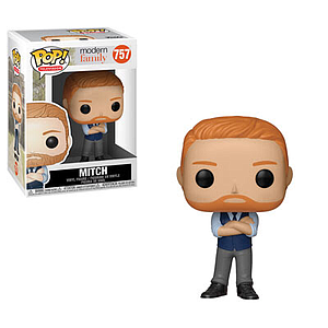 Pop! Television Modern Family Vinyl Figure Mitch #757