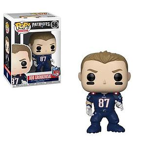 Pop! Football NFL Vinyl Figure Rob Gronkowski (New England Patriots) #56