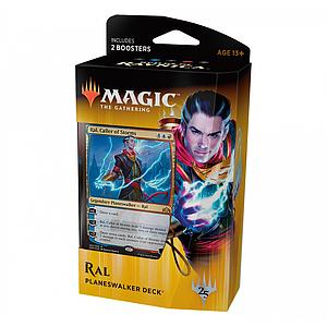 Magic the Gathering: Guilds of Ravnica Planeswalker Deck - Ral, Caller of Storms