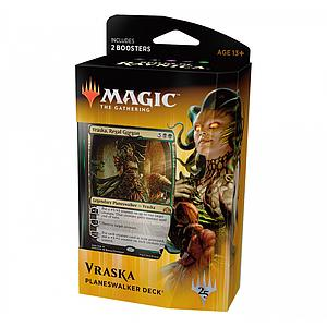 Magic the Gathering: Guilds of Ravnica Planeswalker Deck - Vraska, Regal Gorgon