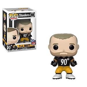 Pop! Football NFL Vinyl Figure T.J. Watt (Pittsburgh Steelers) #98