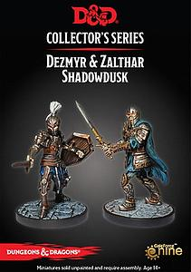 Dungeons & Dragons Waterdeep: Dungeon of the Mad Mage - Zaltha/Dezmyr