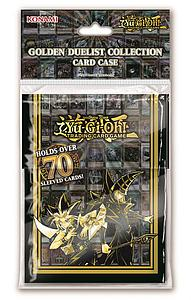 YuGiOh Card Case: Golden Duelist