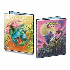 Pokemon 9-Pocket Portfolio: Sun & Moon (SM9) Team Up