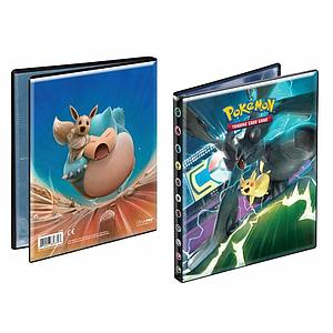 Pokemon 4-Pocket Portfolio: Sun & Moon (SM9) Team Up