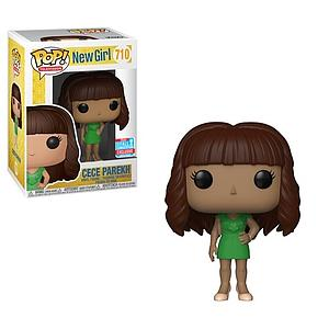 Pop! Television New Girl Vinyl Figure Cece Parekh #710 2018 Fall Convention Exclusive