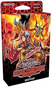 YuGiOh Trading Card Game Structure Deck: Soulburner