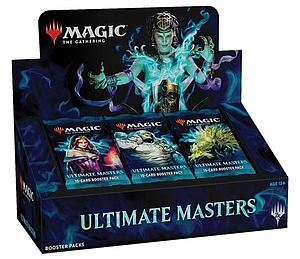 Magic the Gathering: Ultimate Masters Booster Box