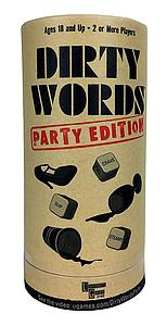 Dirty Words Party Edition