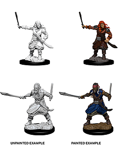Dungeons & Dragons Nolzur's Marvelous Unpainted Miniatures: Bandits