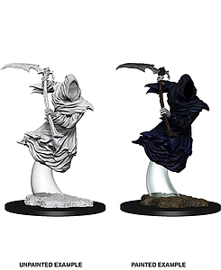 Pathfinder Deep Cuts Unpainted Miniatures: Grim Reaper