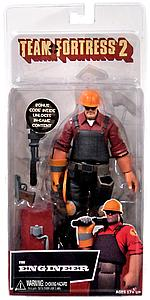 "Valve Team Fortress 2 RED 7"" Engineer"