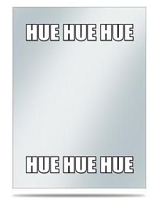 Memes: Hue Hue Hue - Sleeve Covers for Standard (69mm x 94mm)