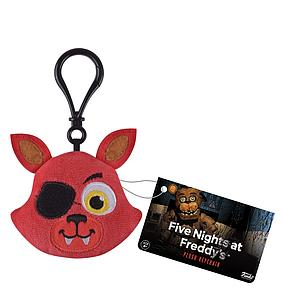 Mopeez Plush Keychain: Five Nights at Freddy's - Foxy