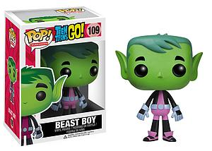 Pop! Television Teen Titans Go! Vinyl Figure Beast Boy #109 (Retired)