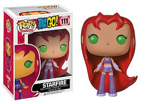 Pop! Television Teen Titans Go! Vinyl Figure Starfire #111 (Retired)