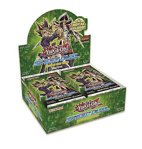 YuGiOh Trading Card Game Pack: Speed Duel - Arena of Lost Souls Booster Box