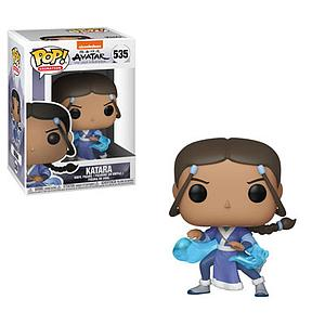 Pop! Animation Avatar: The Last Airbender Vinyl Figure Katara #535