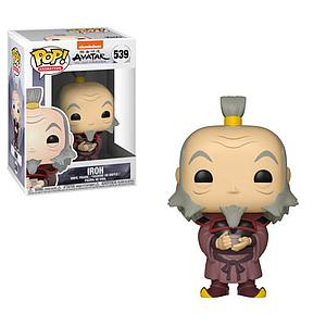 Pop! Animation Avatar: The Last Airbender Vinyl Figure Iroh #539