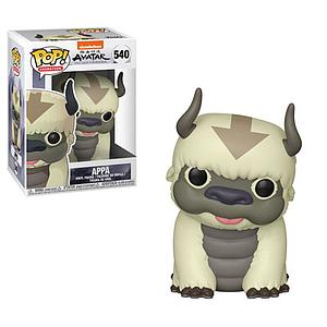 Pop! Animation Avatar: The Last Airbender Vinyl Figure Appa #540