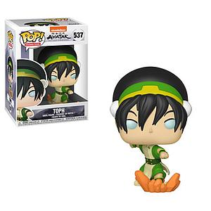 Pop! Animation Avatar: The Last Airbender Vinyl Figure Toph #537