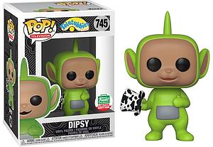 Pop! Television Teletubbies Classic Vinyl Figure Dipsy #745 Funko-Shop Exclusive