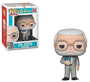 Pop! Icons Dr. Seuss Vinyl Figure Dr. Seuss #03