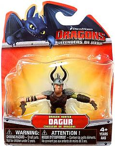 Spin Master Dragons: Defender of Berk 3 Inch: Dragon Hunter Dagur