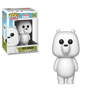 Pop! Animation We Bare Bears Vinyl Figure Ice Bear #551