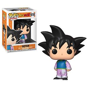 Pop! Animation Dragon Ball Z Vinyl Figure Goten #618