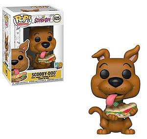 Pop! Animation Scooby-Doo Vinyl Figure Scooby-Doo with Sandwich