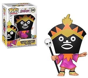 Pop! Animation Scooby-Doo Vinyl Figure Witch Doctor #630